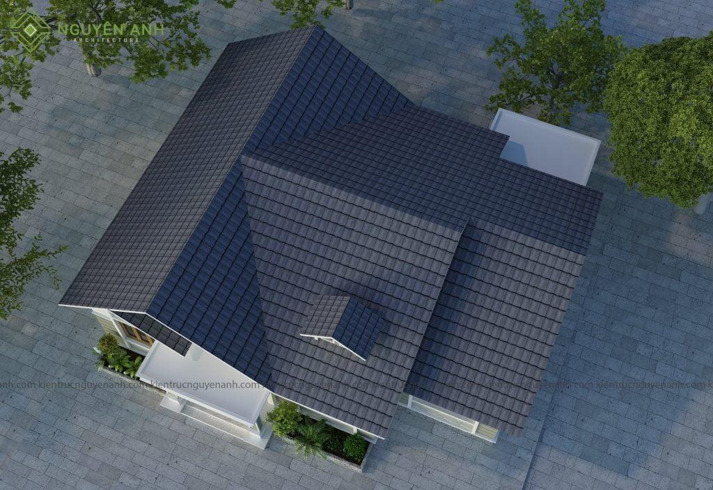 mái nhà cấp 4