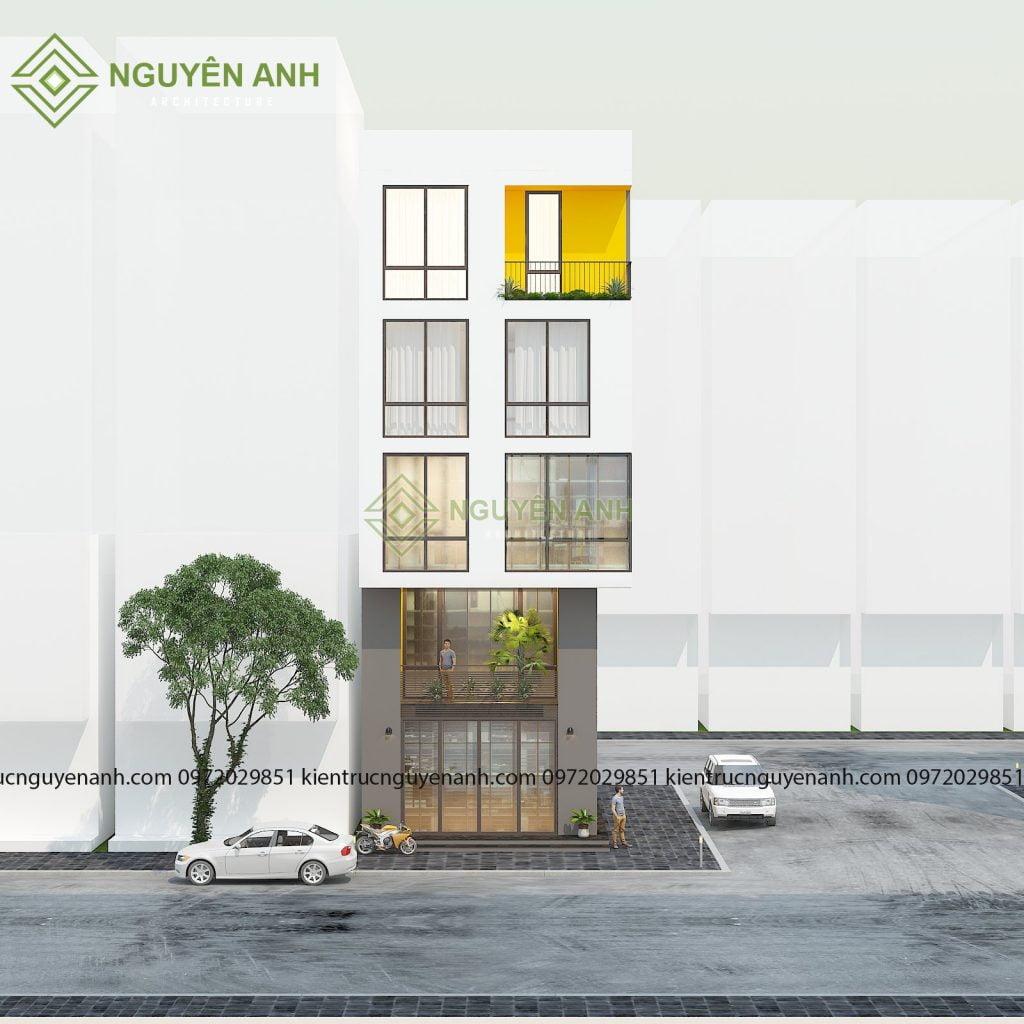 Giới thiệu thiết kế chung cư mini tại hà nội