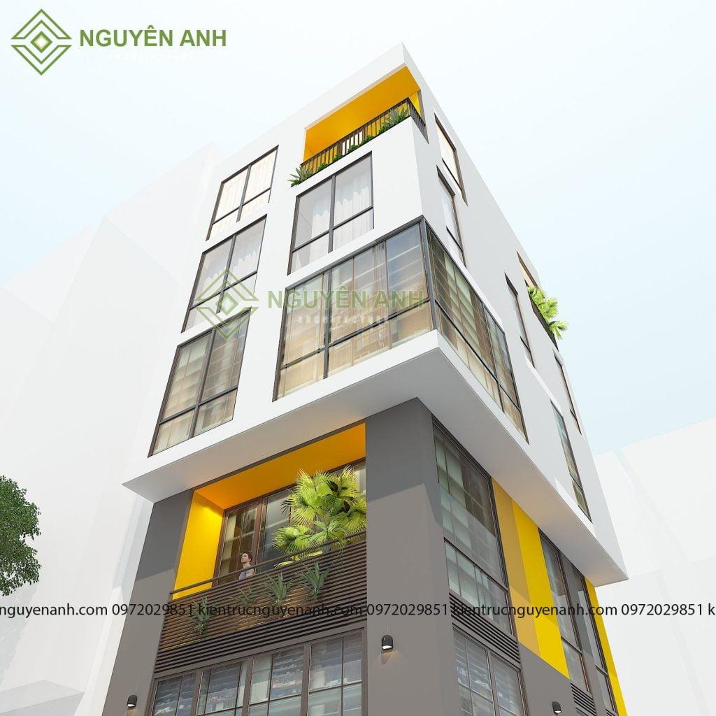 thiết kế chung cư mini tại hà nội giá rẻ. kiến trúc nguyên anh.bảng giá thiết kế nhà giá rẻ số 1. thiết kế biệt thự giá rẻ